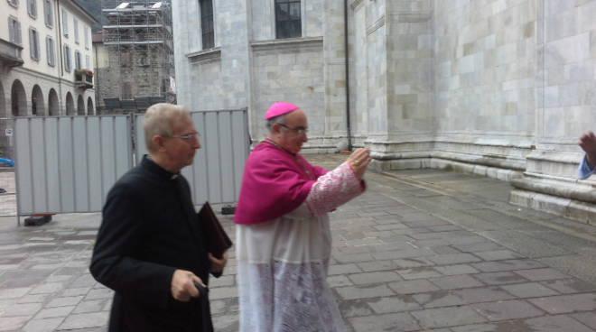 nuovi sacerdoti in duomo a como