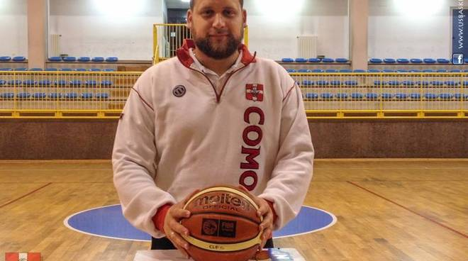 nuovo coach basket como