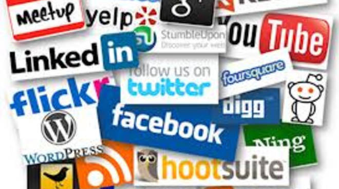 occhi sul mondo - i social