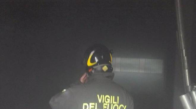 pompiere incendio ex fisac