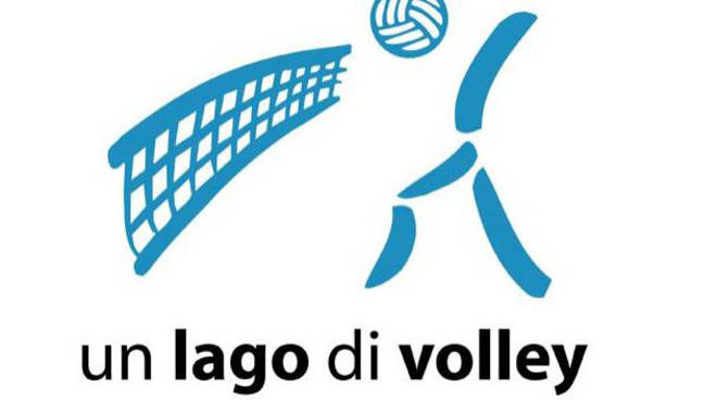 un lago di volley