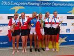 canottaggio europei juniores lario