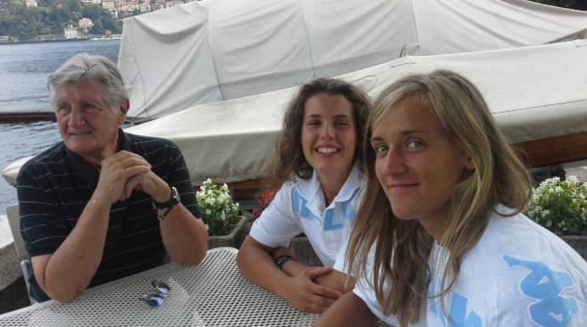 canottaggio ragazze lario oro europeo lituania