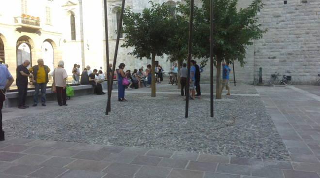 piazza grimoldi como rifatta