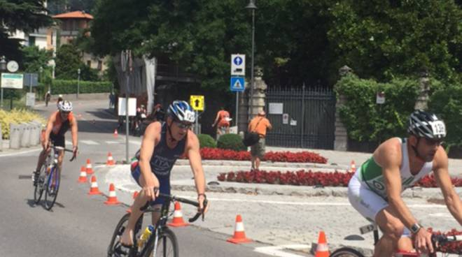 triathlon sprint a cernobbio