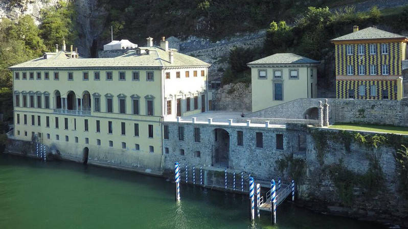 villa pliniana totale