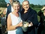 visita silvio berlusconi ad Appiano Gentile