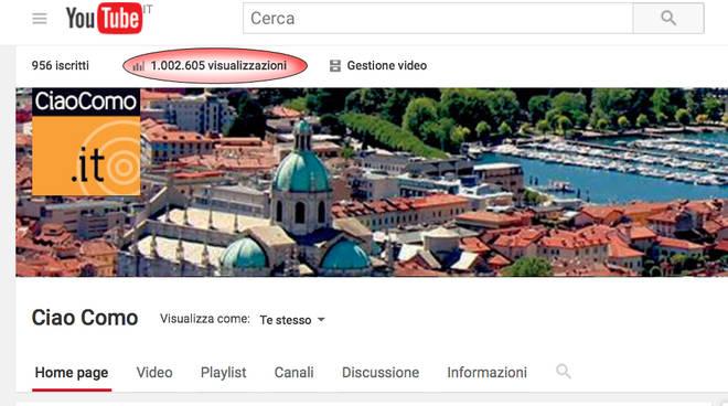 Youtube Milione