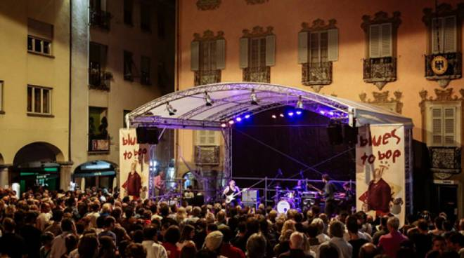 blues to bop lugano
