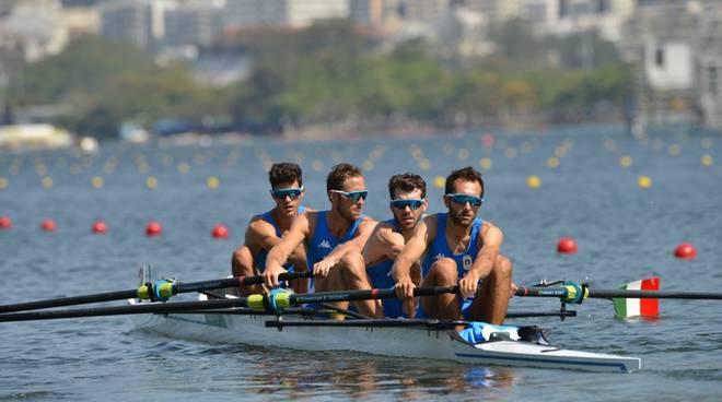 canottaggio olimpiadi rio comaschi