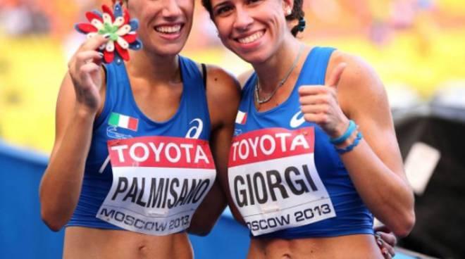 eleonora giorgi marcia olimpiadi rio