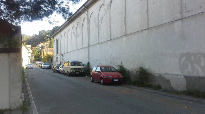 emergenza profughi a Como,