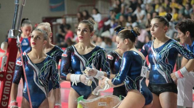 italia ginnastica artistica olimpiadi rio