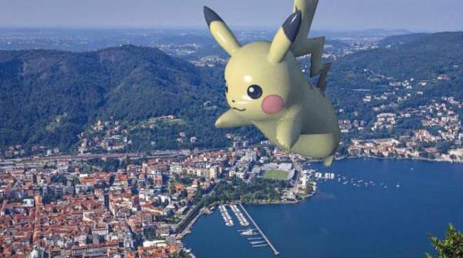 pokemon como città
