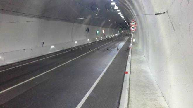 Pusiano, si inaugura il tunnel