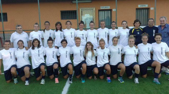 raduno como 2000 calcio donne