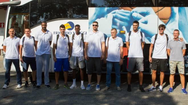raduno pallacanestro cantù