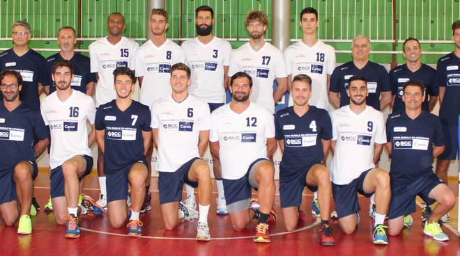 raduno pool libertas volley maschile
