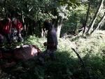 recupero cavallo burrone pianello