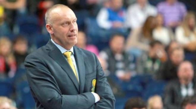 rimas kurtinaitis coach cantù