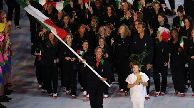 rio 2016 inaugurazione olimpiadi