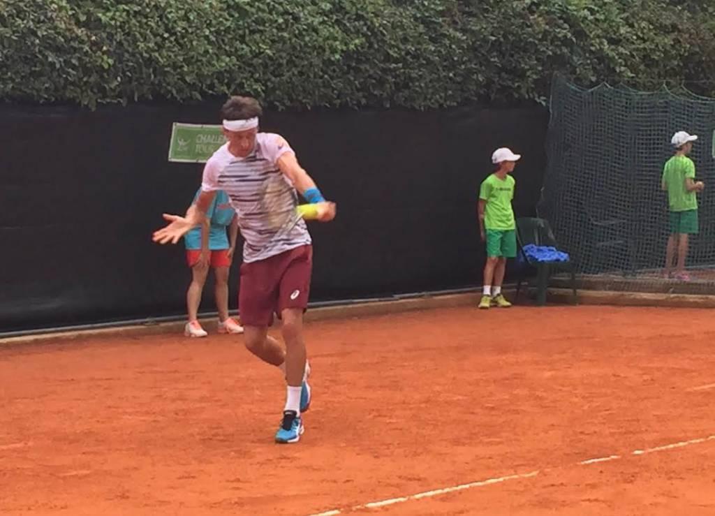 tennis como seconda giornata