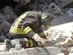 terremoto centro italia areu e pompieri