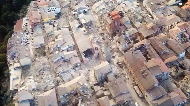 terremoto iniziative in rete