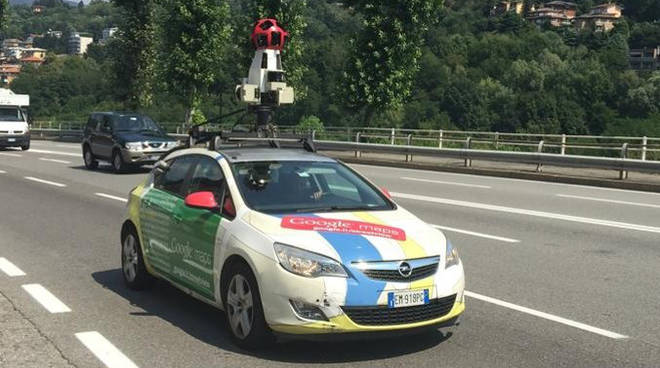 auto google maps