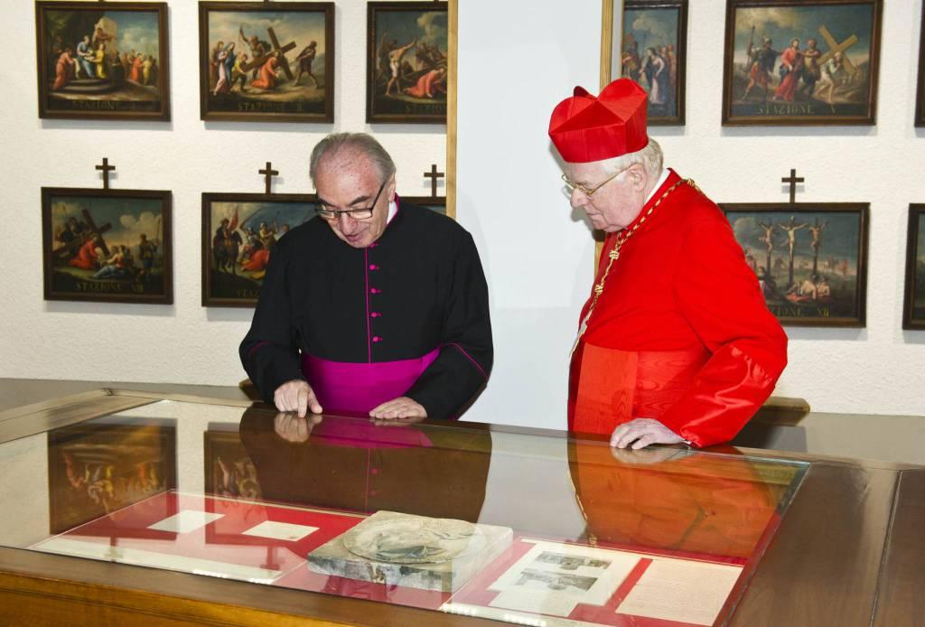 cardinal scola campione d'italia