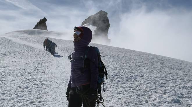 chiara cairoli escursioni montagna