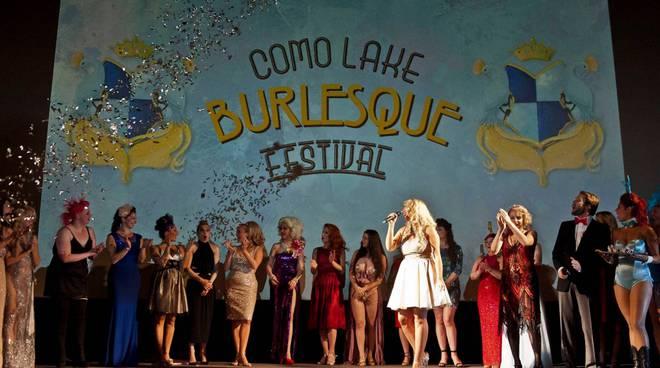 como lake burlesque festival