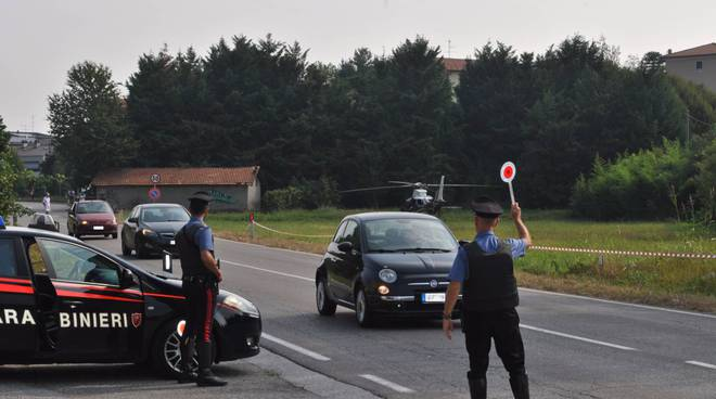 controlli carabinieri strade