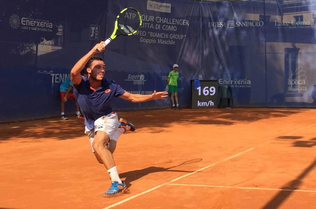 finale challenger di como tennis