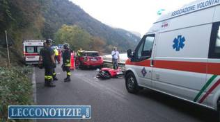incidente mortale onno moto