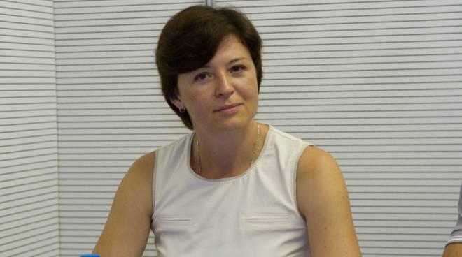 Irina Gerasimenko presidente cantù