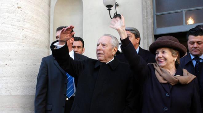 La visita del presidente Ciampi a Como e Cantù nel 2004