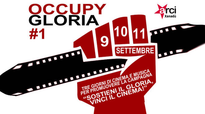 occupy gloria