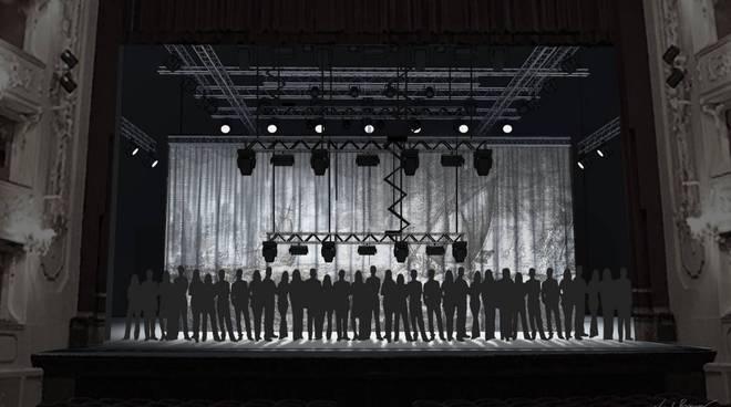 teatro sociale como fai il pieno d'opera