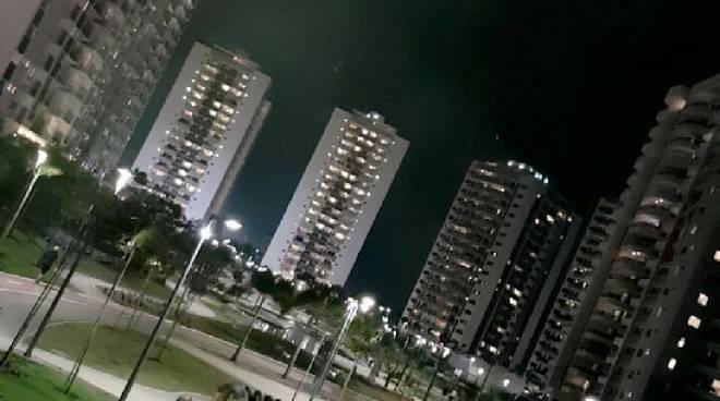villaggio olimpico a rio 2016