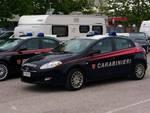 auto carabinieri fino