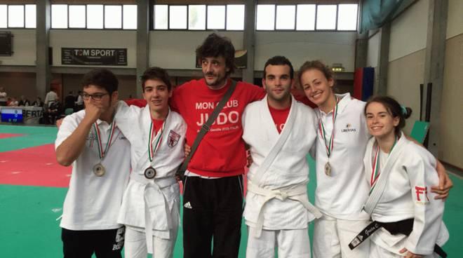 judo: Doppio tris di impegni dei fine settimana di Lario e Mon Club