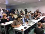 conferenza stampa chiasso maestra uccisa