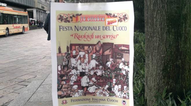 giornata nazionale dei cuochi a como