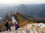 giro del mondo su muraglia cinese