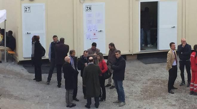 visita commissione parlamentare a campo di san rocco como