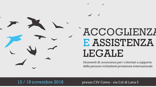 accoglienza e assistenza legale corso