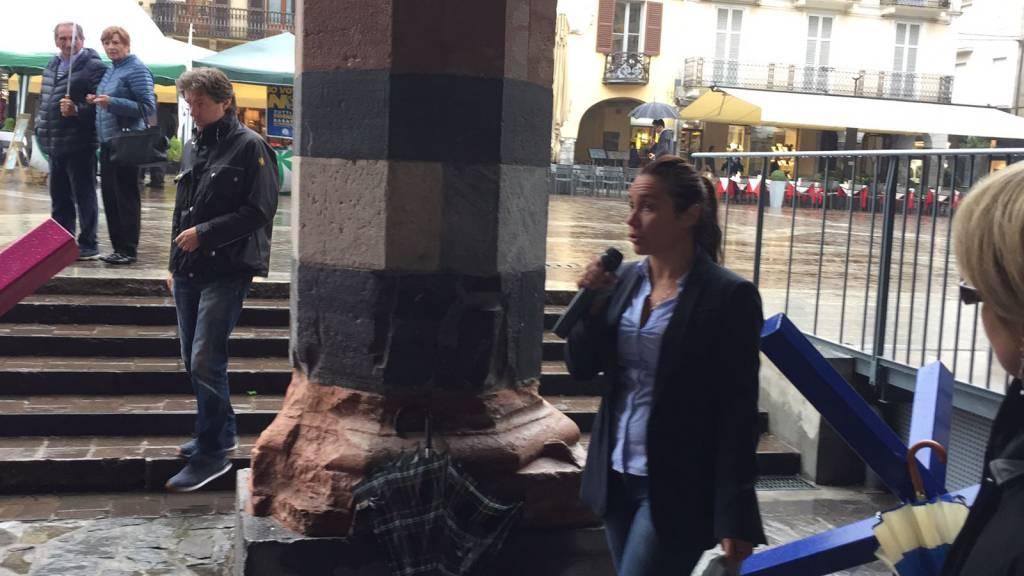Prete a omelia, 'o Salvini o cristiani'