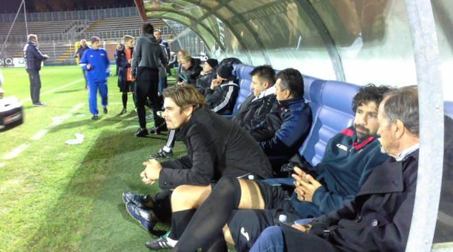 calcio e solidarietà al Sinigaglia: i protagonisti