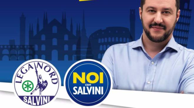 camper salvini a como #iovotono
